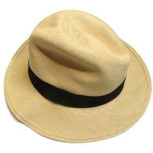 J Crew Panama Hat S/M Straw